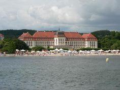 ☘ Grand Hotel, Sopot, #Poland