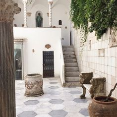 Chic in Capri: Villa San Michele