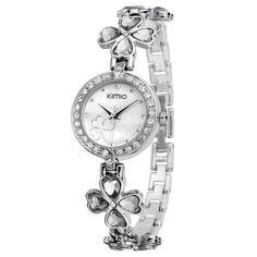 Voeons Women's Bracelet Watch K456L