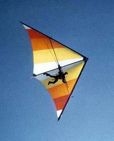 The Physics of Hang Gliding