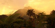 Mont Kinabalu , Malaisie