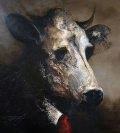 Eric Lacombe ~ Acrylic on canvas. March 2015