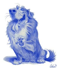 Animal Caricatures No. 35 by SuperStinkWarrior on deviantART  ★ Find more at http://www.pinterest.com/competing/