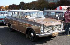 Nissan 初代セドリックワゴン