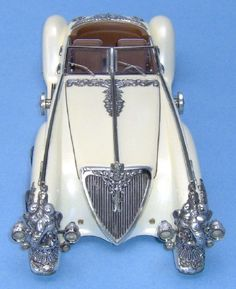 Nemo's car, from the film 'League of Extraordinary Gentlemen', built by Earl R. Simons.
