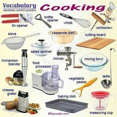 Menaje cocina 2: