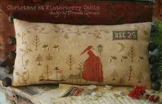 cs148 christmas at winterberry cabin cover 3