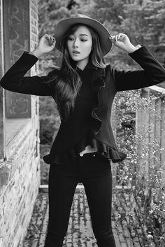 Jessica Jung – Blanc & Eclare F/W 2015