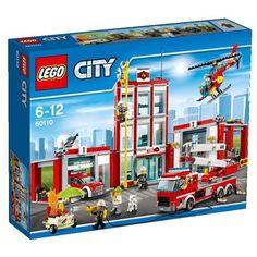 City Fire  Fire Station