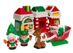 FOR SALE  Great for kids its a christmas village  TOYS 4 SALE