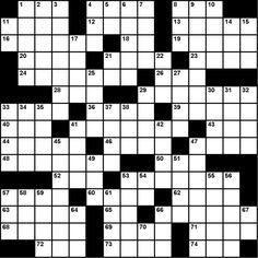 A collection of educational crossword puzzles for classroom use. http://www.teachervision.fen.com/puzzles/skill-builder/64345.html
