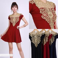 Dress Menawan 100 Ribuan | Sale Stock Indonesia