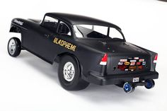 001Traxxas Blasphemi RC Car
