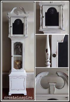 {createinspire}: Repurposed Grandfather Clock