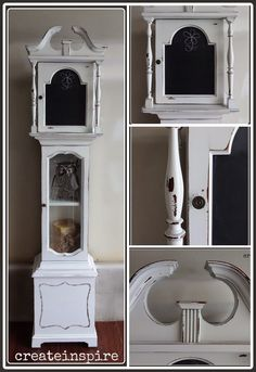 {createinspire}: Repurposed Grandfather Clock