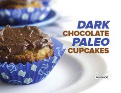 DarkChocolatePaleoCupcakes
