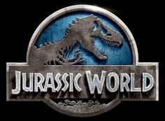 Jurassic World (2015) Final Logo