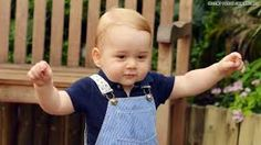 Bill Maher Rules (for real): Bill Maher #327 Headline Predictions This picture of Prince George, the royal baby, illustrates my post about Bill Maher's newspaper headline predictions.