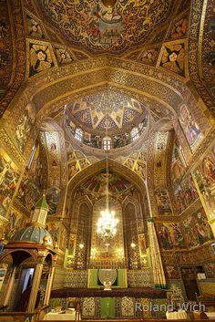 Armenian Vank Cathedral - Esfahan, Iran