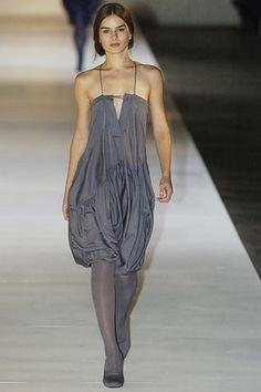 Fall 2005 Ready-to-Wear  Preen by Thornton Bregazzi  Model  Liliane Ferrarezi
