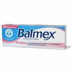 Balmex Diaper Rash Cream 4 oz. (4-Pack) by Balmex. $37.69