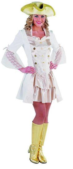 Piraten Girl - Avontuur - Dames - Hendriks Carnaval