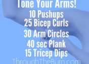 Tone Your Arms - No More Jiggle