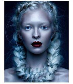 New Skin Beauty Editorial Hair Ideas Beauty Skin, Beauty Makeup, Hair Makeup, Hair Beauty, Mua Makeup, Vogue Makeup, Makeup Lips, Pelo Editorial, Beauty Editorial