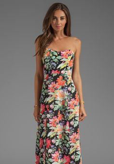 Nookie Full Bloom Maxi Dress