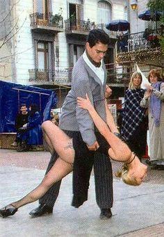 Dança envolvente