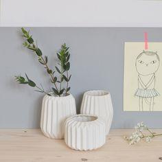 Photophores Origami // livraison sous 10 jours