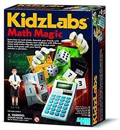 Math Magic Tricks, Cool Magic Tricks, Maths Tricks, Magic Squares, Math Vocabulary, Science Toys, Stem Learning, Math Humor, Card Tricks