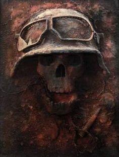 Dead German Soldier