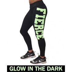 Fierce Leggings - Glow In The Dark Leggings