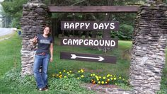 Happy Days Campground, New York