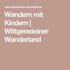 Wandern mit Kindern | Wittgensteiner Wanderland