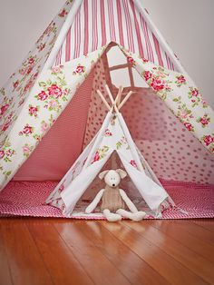 Mini Teepees - super cute!