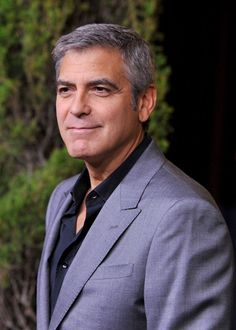George Clooney attends the 84th Academy Awards Nominations Luncheon