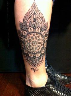 Tattoo by Jondix