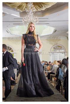 Phantom of the Opera - inspired Fashion Show 2016, Lights, Camera, BROADWAY