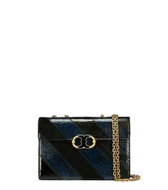 d3f736a4b6b4 Visit Tory Burch to shop for Gemini Link Snake Medium Chain Shoulder Bag  and more Womens View All. Find designer shoes