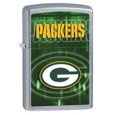 Zippo NFL Packers Lighter
