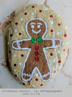 Gingerbread Man Pain