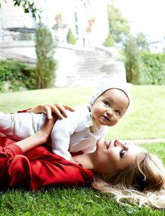 Natasha Poly for Vogue Paris October 2014
