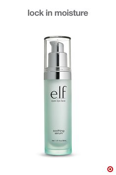 Give your skin a drink with e.l.f. Skincare Soothing Serum. Reduce fine lines with a touch of purified water and essential nutrients. e.l.f. skincare products are designed to achieve healthy-looking skin that glows. Starting a skin care routine morning and evening is the best way to ensure your skin will look and feel its best.