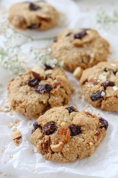 Titel van de afbeelding Healthy Cake, Healthy Dessert Recipes, Healthy Baking, Healthy Desserts, Baking Recipes, Cookie Recipes, Healthy Food, Sweets Cake, Breakfast Snacks