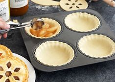 Single Serving Pie Mold