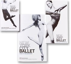 New York City Ballet on The National Design Awards Gallery