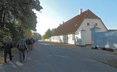Gammel Kirstineberg, gods i den nordlige udkant af  Nykøbing Falster.