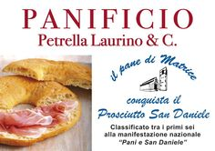 #ilveropanediunavolta Il @PaneDiMatrice conquista il Prosciutto San Daniele! #Matrice #mangiasano Vieni a trovarci!